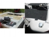 Bass Boat Carpet - Before & After Photo 2