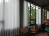 Custom Sheer Drapery for Commercial Building