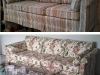 Tuxedo-style Sofa - Before & After Photos