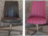 Retro Dinette Chair - Before & After Photos