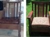 Victorian Chair - Before & After Photos