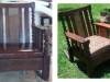 Victorian Rocker - Before & After Photos